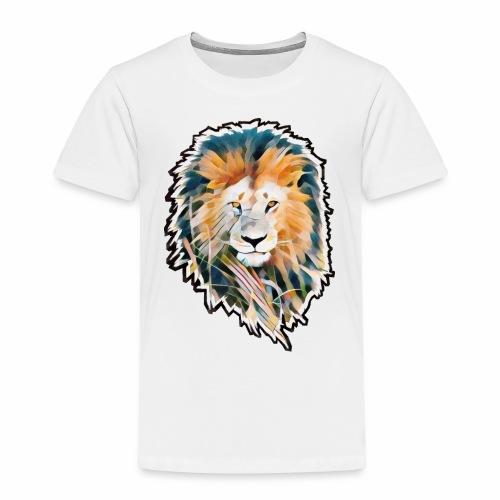 LEON Melena NEGRA CUT 2000 MARJEN NEGRO - Camiseta premium niño