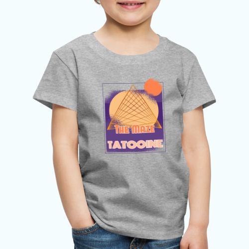 The Maze Tatooine - Kids' Premium T-Shirt