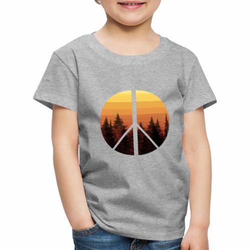 peace and sun - T-shirt Premium Enfant