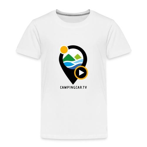 Picto CCTV Black - T-shirt Premium Enfant