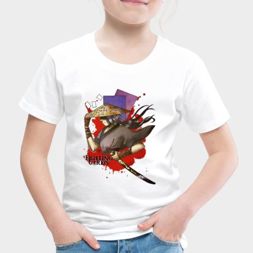 Fighting cards - Guerrier - T-shirt Premium Enfant