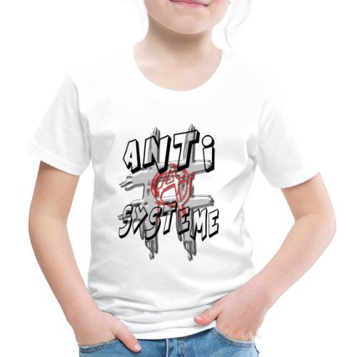 H-Tag Anti Système - T-shirt Premium Enfant