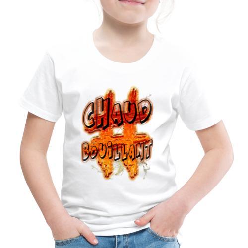 H-Tag Chaud Bouillant - T-shirt Premium Enfant