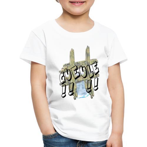 H-Tag Gueule - T-shirt Premium Enfant