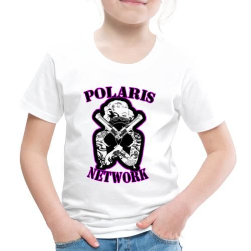 Polaris Network - Børne premium T-shirt