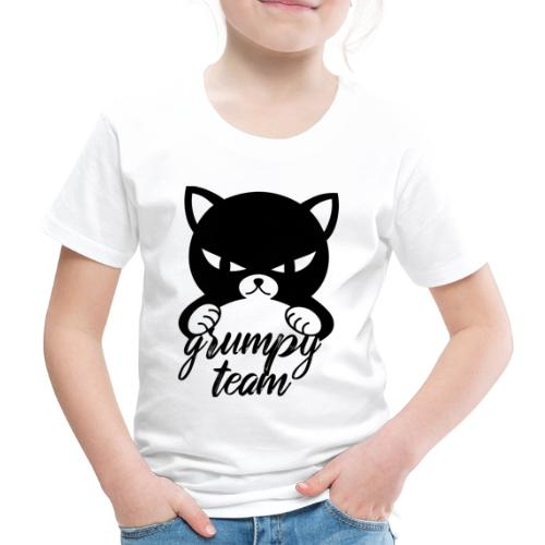 grumpy team - Kinder Premium T-Shirt