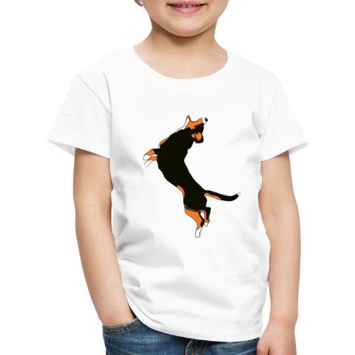 Entlebucher - Premium-T-shirt barn
