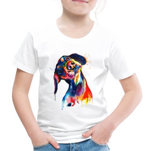 Perrito adorable - Camiseta premium niño