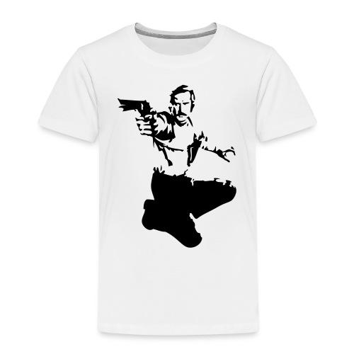 Napoli Violenta! - Kids' Premium T-Shirt