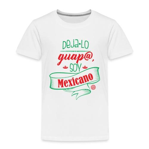 Deja lo Guap@ - Camiseta premium niño