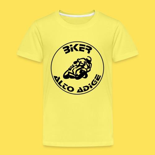 BikerAltoAdige circle logo Jacket - Maglietta Premium per bambini