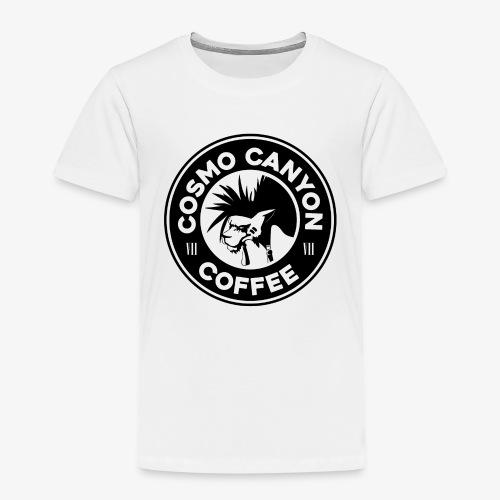 Cosmo Canyon Coffee - Camiseta premium niño
