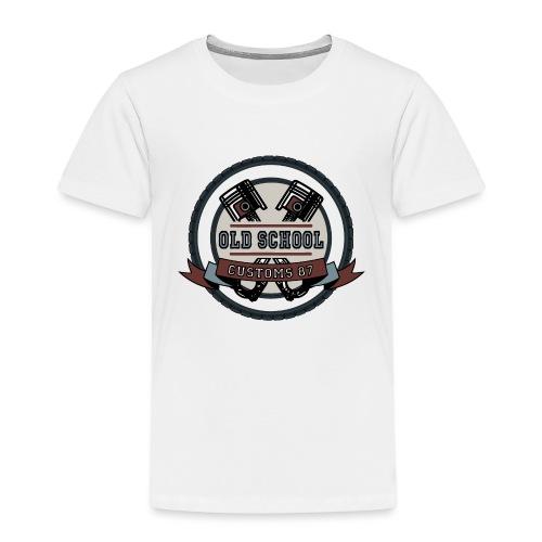 Logo OSC87 - T-shirt Premium Enfant