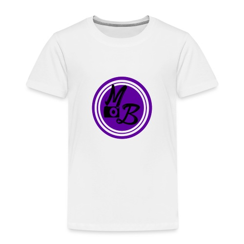 MirandaBos Merch - Kinderen Premium T-shirt