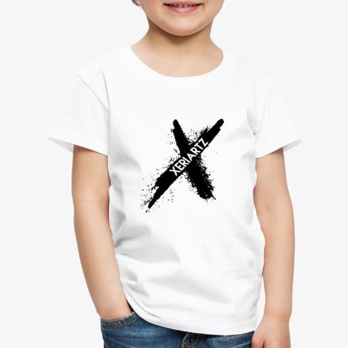 Offical XeriArtz Merch Logo - Kids' Premium T-Shirt