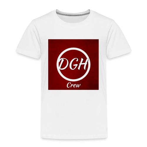 DGH rood - Kinderen Premium T-shirt