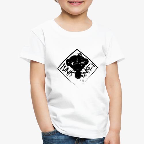 Punk Monkey - T-shirt Premium Enfant