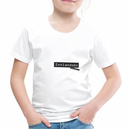 Innlandsbo, Västerbotten - Premium-T-shirt barn