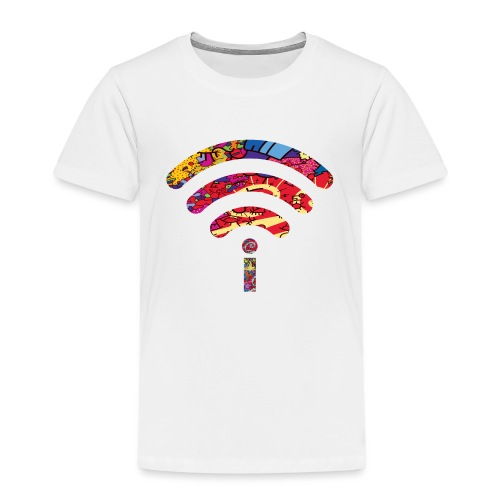 me wireless - Kids' Premium T-Shirt
