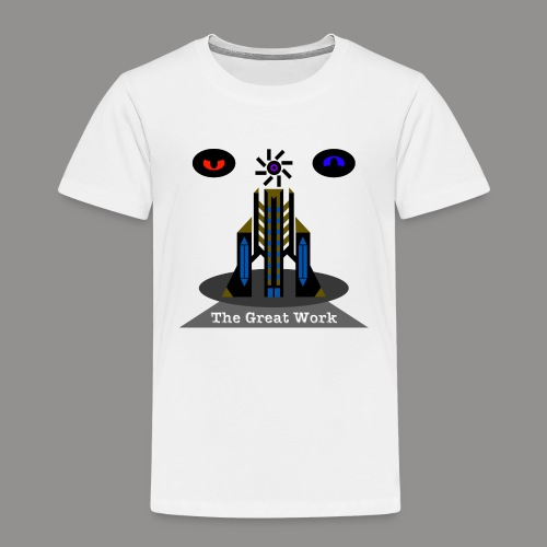 The Great Work of Freddy Hartman - Kids' Premium T-Shirt