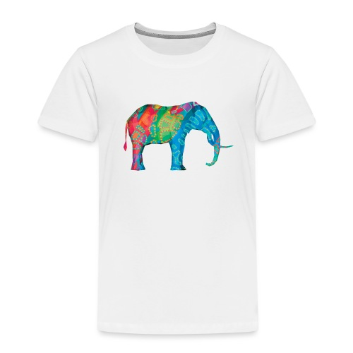 Elefant - Kids' Premium T-Shirt