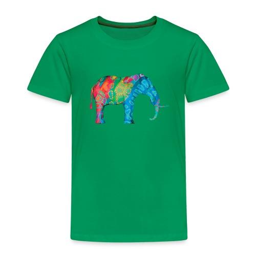Elefant - Kids' Premium T-Shirt