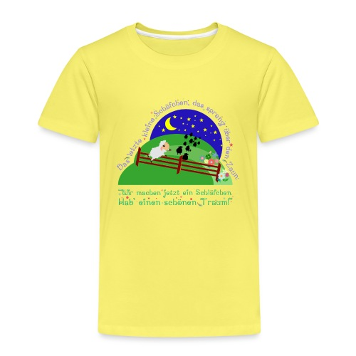 Schäfchen - Kinder Premium T-Shirt