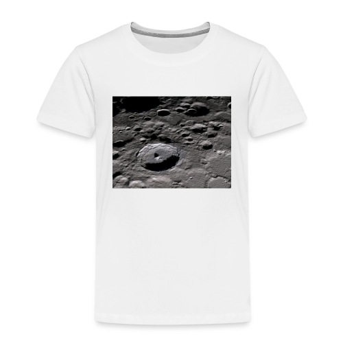 Moon surface I - Kids' Premium T-Shirt