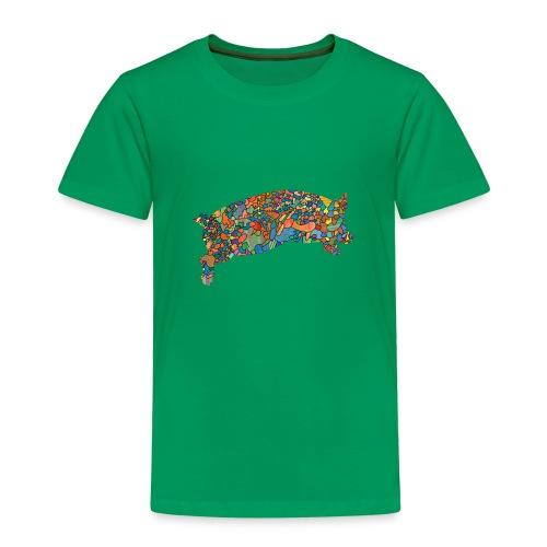 Time for a lucky jump - Kids' Premium T-Shirt