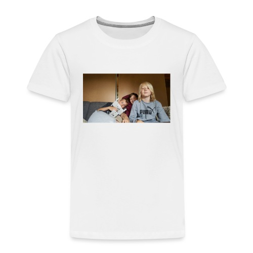 Cringe teddy - Premium-T-shirt barn