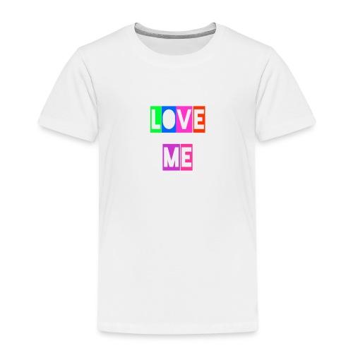 LoveMe - Camiseta premium niño