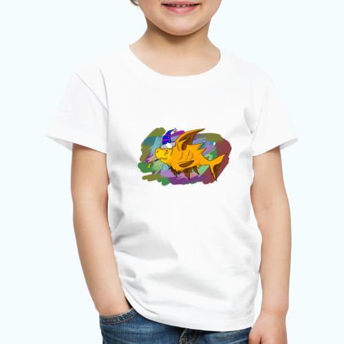 80s comic - Kids' Premium T-Shirt