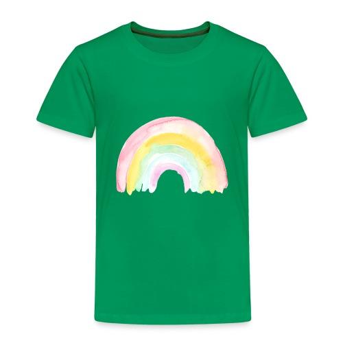 Pastell Rainbow - Kinder Premium T-Shirt