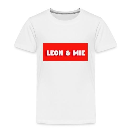 Leon og mie - Premium T-skjorte for barn