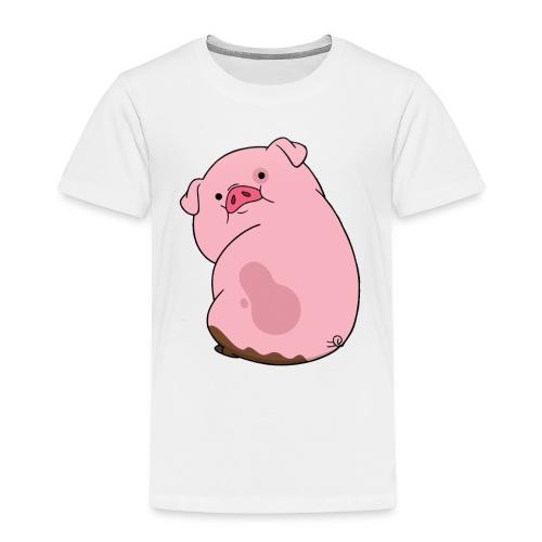Morsomme griser - Premium T-skjorte for barn