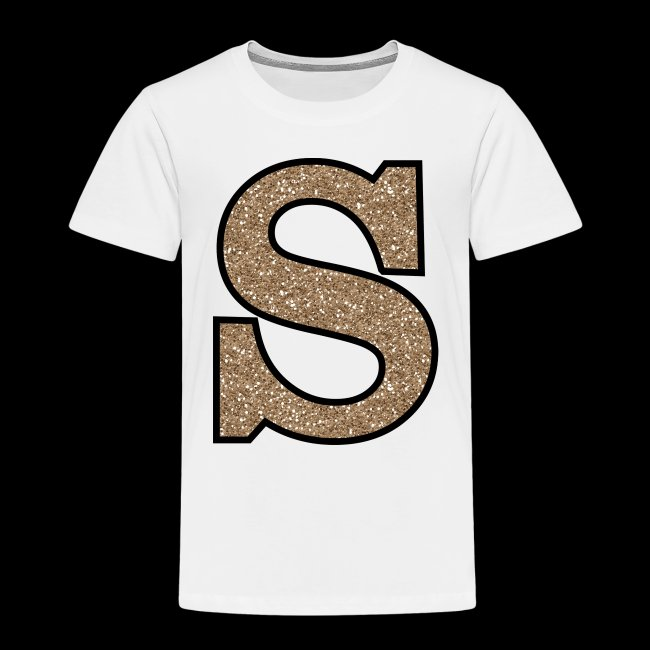 Girls S For Sonnit Golden Sparkle