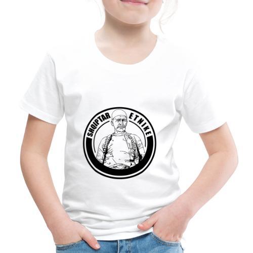 Albanien Kosovo Shqiptar Etnike Boletini - Kinder Premium T-Shirt