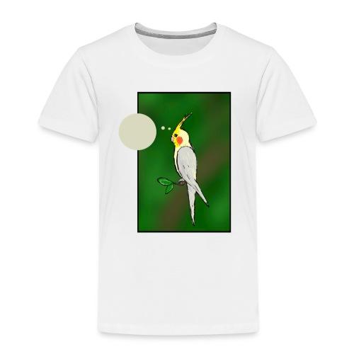 Cockatiel - Kids' Premium T-Shirt