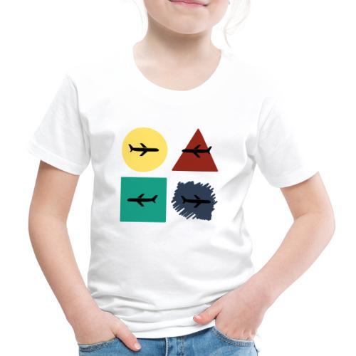Airlines - Camiseta premium niño