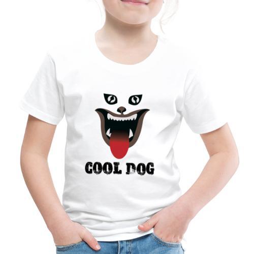 Cooler Hund - Kinder Premium T-Shirt
