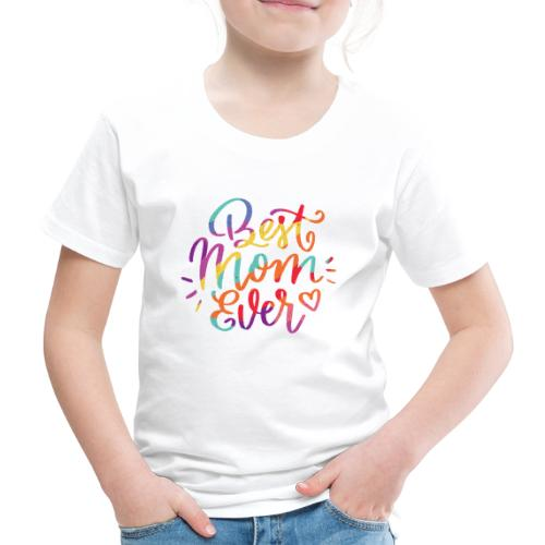 Beste Mama für immer - Kinder Premium T-Shirt