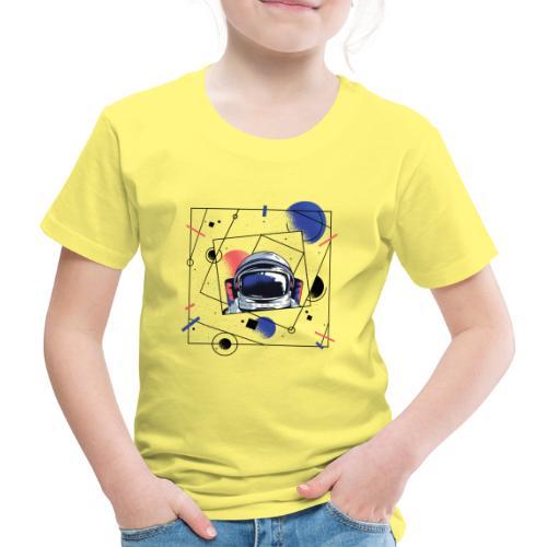 Beste Astronaut Weltraum Designs - Kinder Premium T-Shirt