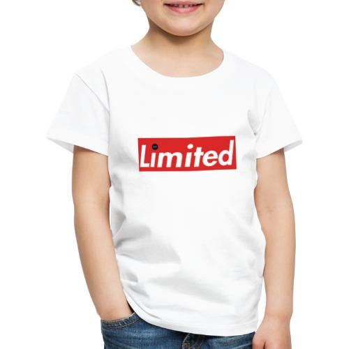 limited - T-shirt Premium Enfant