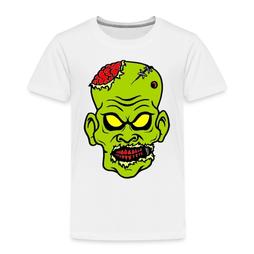 Zombie - Kinder Premium T-Shirt