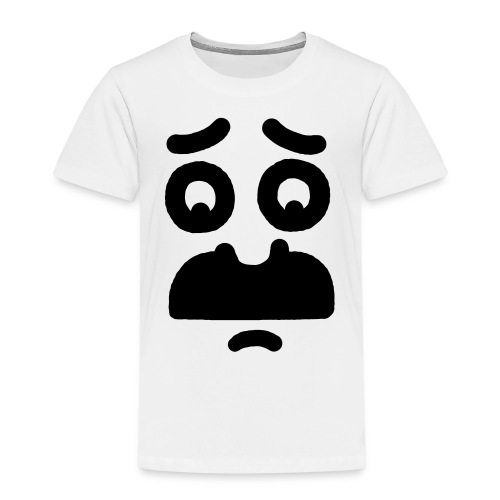 Helmi the Face – Nr. 10 - Kinder Premium T-Shirt