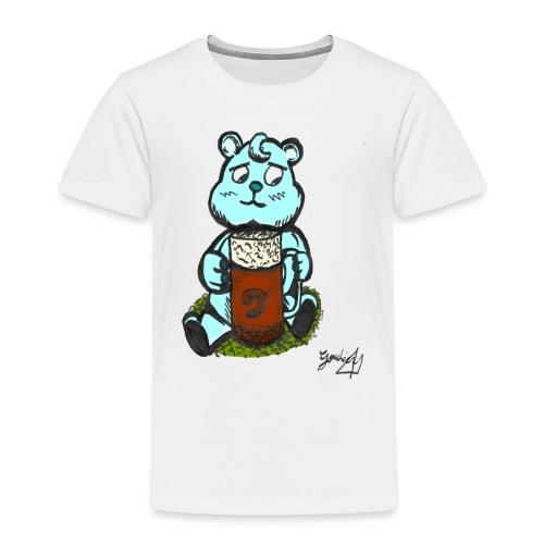 Ours Triste AngelerasCorp - T-shirt Premium Enfant