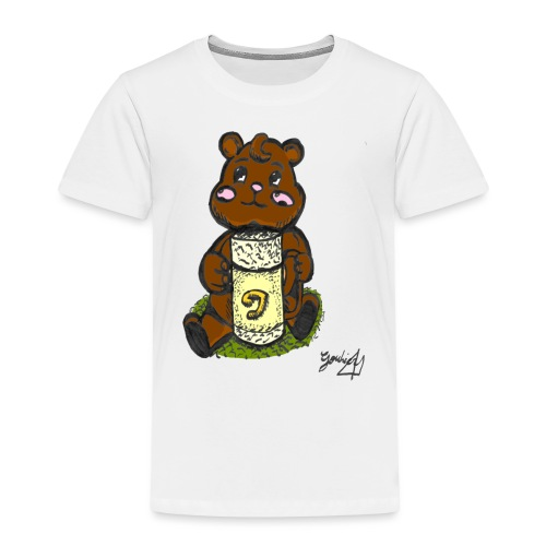 Ours Simple - T-shirt Premium Enfant