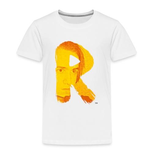 RaG Gaming™ small logo - Premium T-skjorte for barn