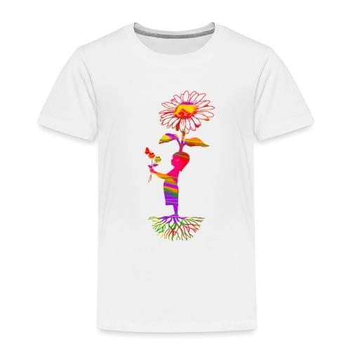 bloemenkind - Kinderen Premium T-shirt