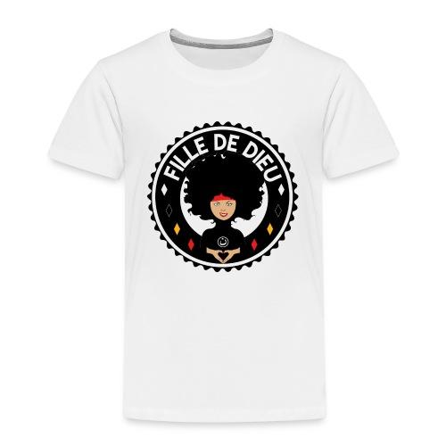 fille de Dieu - T-shirt Premium Enfant
